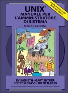 Premioquesti.it Unix. Manuale per l'amministratore di sistema Image