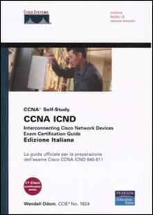Winniearcher.com CCNA ICND. Interconnecting Cisco Network Devices. Exam Certification Guide. La guida ufficiale per la preparazione dell'esame Cisco CCNA ICDN 640-811. Con CD-ROM Image