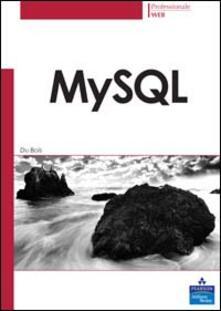 MySQL - Paul Du Bois - copertina