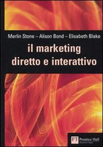 Il marketing diretto e interattivo
