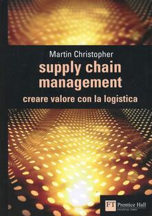 Antondemarirreguera.es Supply chain management. Creare valore con la logistica Image