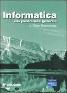 Informatica. Una panoramica generale