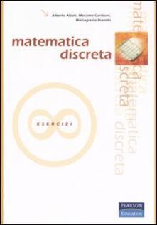 Rallydeicolliscaligeri.it Matematica discreta. Esercizi Image
