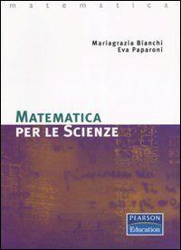 Matematica per le scienze