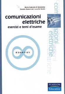 Antondemarirreguera.es Comunicazioni elettriche. Esercizi e temi d'esame Image
