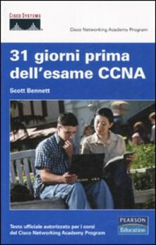 Promoartpalermo.it 31 giorni prima dell'esame CCNA Image