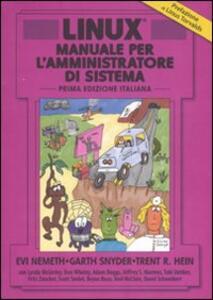 Linux. Manuale per l'amministratore di sistema