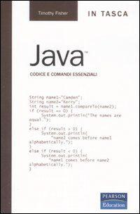 Java. Codice e comandi essenziali