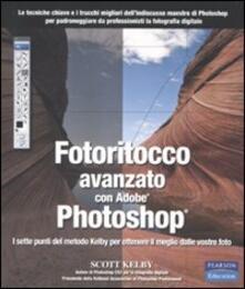 Winniearcher.com Fotoritocco avanzato con Adobe Photoshop. I sette punti del metodo Kelby per ottenere il meglio dalle vostre foto Image