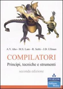 Fondazionesergioperlamusica.it Compilatori. Principi, tecniche e strumenti. Ediz. MyLab. Con aggiornamento online Image
