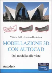 Squillogame.it Modellazione 3D con Autocad. Dal modello alle viste Image