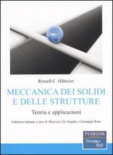 Camfeed.it Meccanica dei solidi e delle strutture. Teoria e applicazioni Image