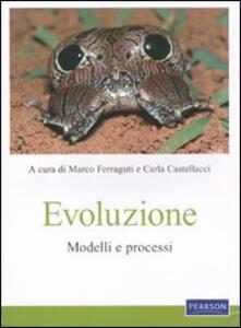 Evoluzione. Modelli e processi