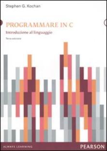 Grandtoureventi.it Programmare in C. Introduzione al linguaggio Image