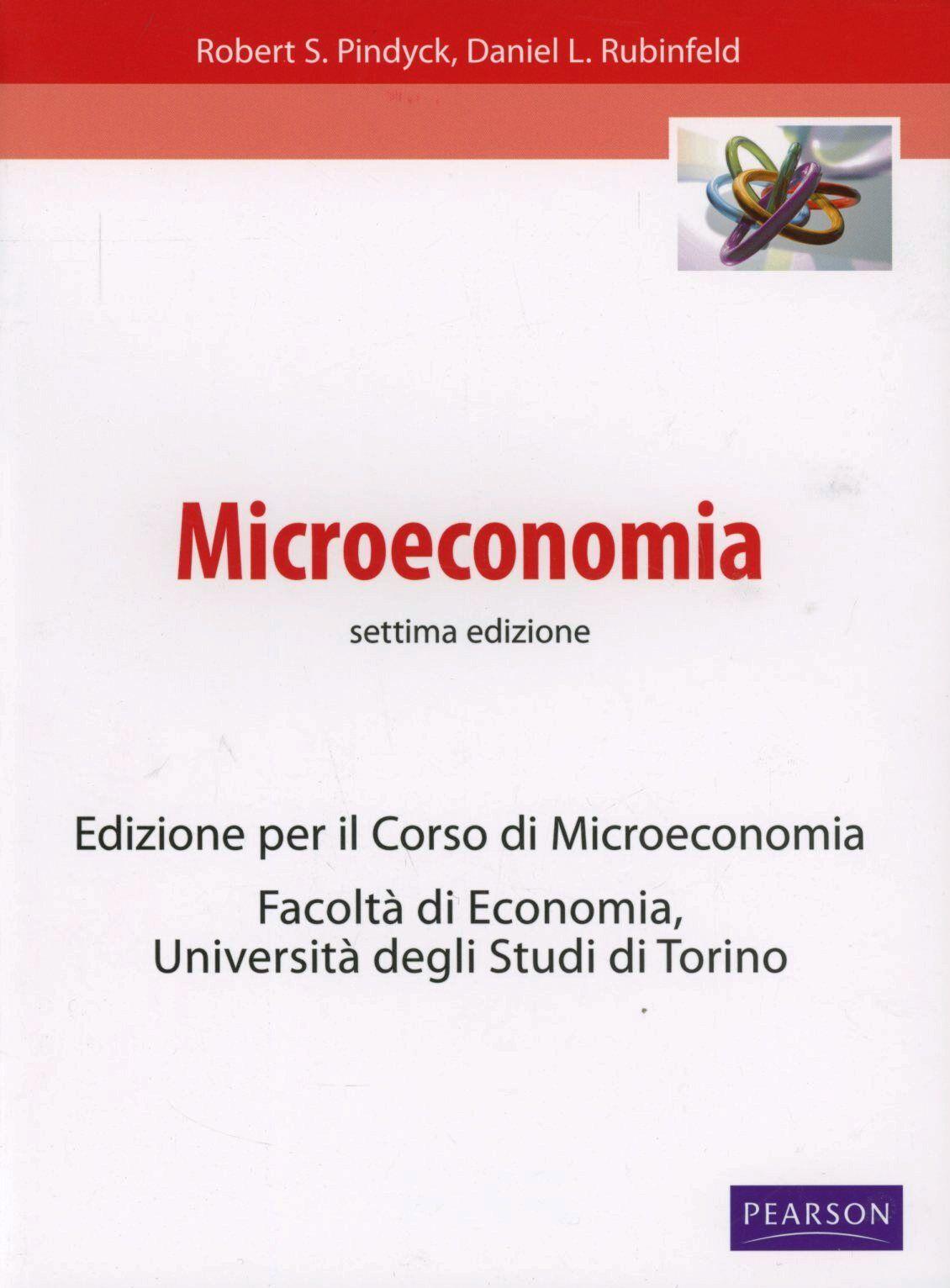 Microeconomia. Estratto corso microeconomia