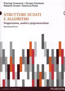 Squillogame.it Strutture di dati e algoritmi. Progettazione, analisi e visualizzazione Image