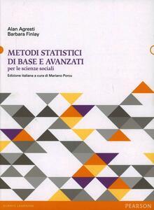 Metodi statistici di base e avanzati