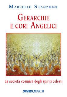 Tegliowinterrun.it Gerarchie e cori angelici. La società cosmica degli spiriti celesti Image
