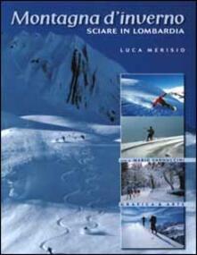 Winniearcher.com Montagne d'inverno. Sciare in Lombardia Image