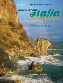 Mare dItalia. Viaggio lungo le coste. Ediz. italiana e inglese.pdf
