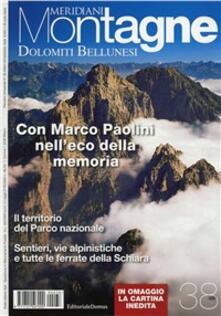 Festivalshakespeare.it Dolomiti bellunesi. Con cartina. Vol. 380 Image
