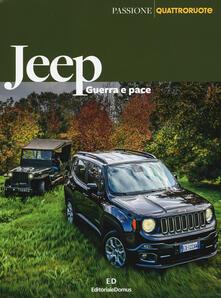 Valentinavalontano.it Jeep. Guerra e pace Image
