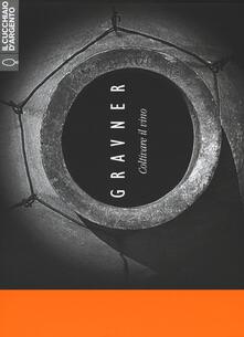 Il cucchiaio d'argento. Gravner. Coltivare il vino. Ediz. italiana, inglese, slovena - Stefano Caffari,Alvise Barsanti - copertina