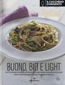 Grandtoureventi.it Il Cucchiaio d'Argento. Buono, bio e light! Image