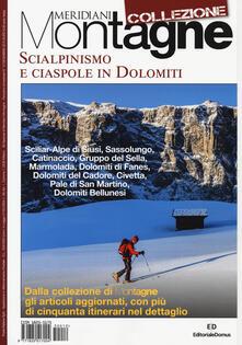 Tegliowinterrun.it Scialpinismo e ciaspole in Dolomiti Image