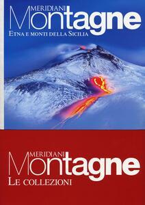 Sardegna-Etna e monti della Sicilia. Con cartina