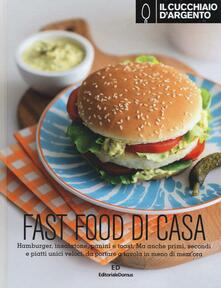 Winniearcher.com Il Cucchiaio d'Argento. Fast food di casa Image