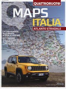 Winniearcher.com Qmaps Italia. Atlante stradale. Quattroruote Image