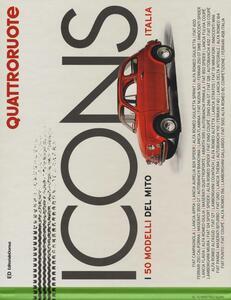 Icons Italia. I 50 modelli del mito