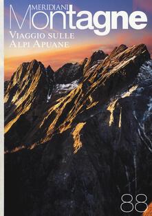 Listadelpopolo.it Viaggio sulle Alpi Apuane. Con Carta geografica ripiegata Image