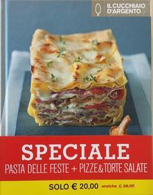 Winniearcher.com Il Cucchiaio d'Argento. Pasta delle feste-Pizze & torte salate Image