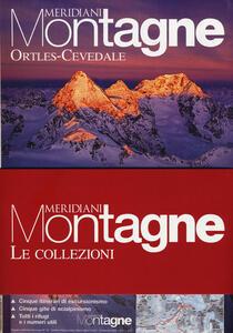 Alpi Venoste-Ortles-Cevedale. Con cartina