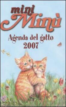 Mercatinidinataletorino.it Mini Minù. Agenda del gatto 2007 Image
