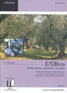 L' olivo. Coltivazione, potacultura, raccolta. DVD