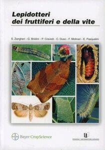 Lepidotteri dei fruttiferi e della vite
