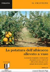 Il frutteto. La potatura dell'albicocco allevato a vaso. Piccola guida pratica. Con DVD