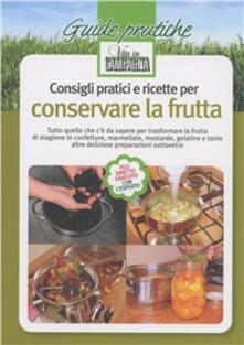 Associazionelabirinto.it Consigli pratici e ricette per conservare la frutta Image