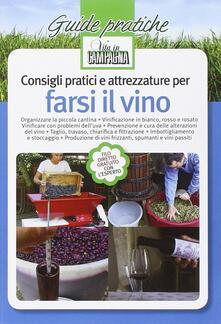 Steamcon.it Consigli pratici e attrezzature per farsi il vino Image