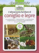 L' allevamento familiare di coniglio e lepre
