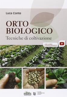 Writersfactory.it Orto biologico. Tecniche di coltivazione Image