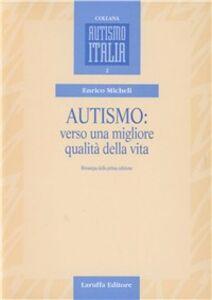 Autismo: verso una migliore qualità della vita