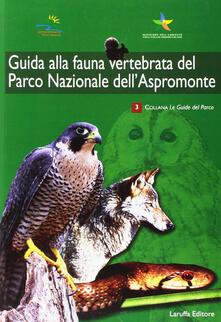 Antondemarirreguera.es Guida alla fauna vertebrata del parco nazionale dell'Aspromonte Image