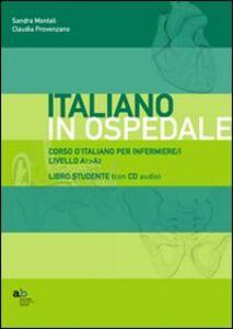 Corso d'italiano per infermiere/i. Livello A1-A2. Guida per l'insegnante