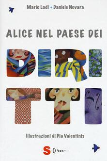 Squillogame.it Alice nel paese dei diritti Image