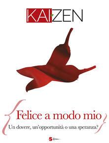 Listadelpopolo.it Kaizen Vol.2 Inverno 2018 Image