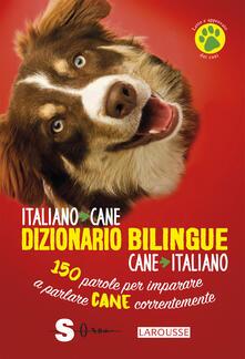 Ilmeglio-delweb.it Dizionario bilingue. Italiano-cane Image
